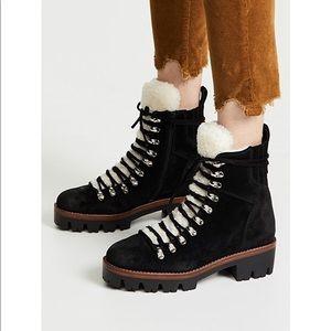 Jeffrey Campbell Culvert Sherpa Boots